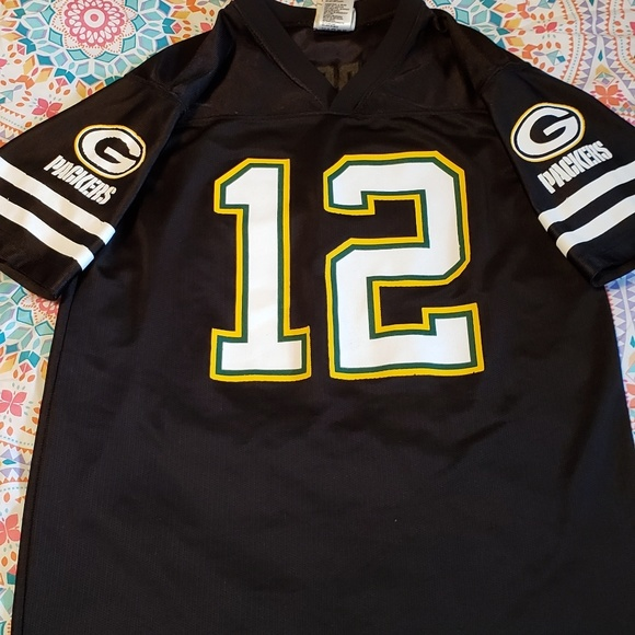 super popular 76111 c44d6 Green Bay Packers Aaron Rodgers Jersey Youth XL